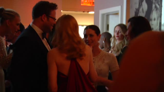 seth rogen at the 2013 vanity fair oscar party hosted by graydon carter inside party footage seth rogen at the 2013 vanity fair oscar party hos at... - seth rogen stock videos and b-roll footage