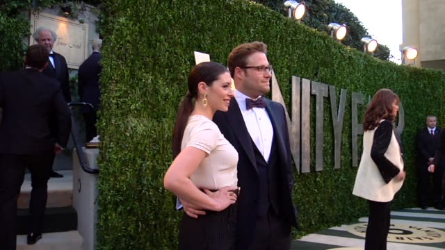 Seth Rogen at The 2013 Vanity Fair Oscar Party Hosted By Graydon Carter Seth Rogen at The 2013 Vanity Fair Oscar Party at Sunset Tower on February 24...