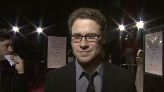 Seth Rogen on knowing Kevin Smith has this movie in mind for him how he never had any reservations about making it how he did his own stunts how he...