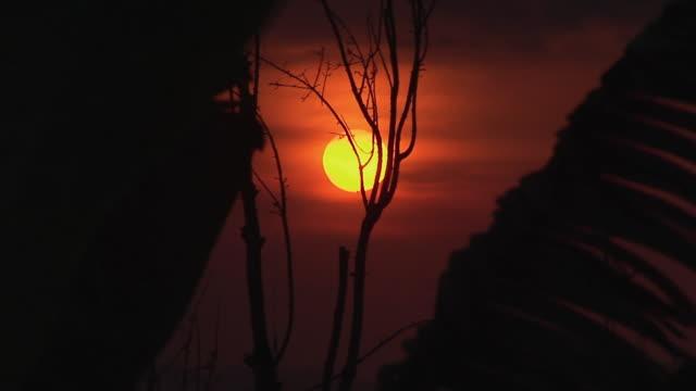 T/L WS Setting sun, Goma, Congo
