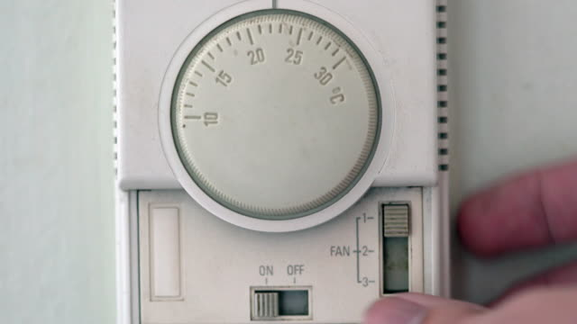 Setting Thermostat of Air conditioner