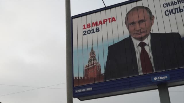 Seven candidates are lined up against Vladimir Putin in a presidential election next month he is all but guaranteed to win extending his Kremlin term...