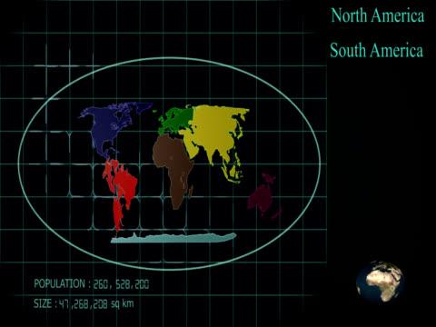 vídeos y material grabado en eventos de stock de todos los continentes-pal - europa continente