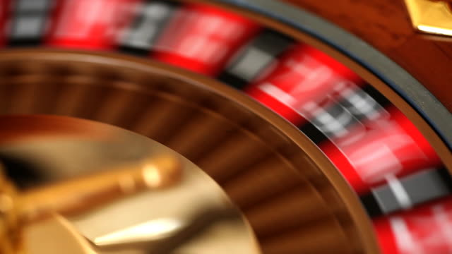 seven winning - roulette stock videos and b-roll footage