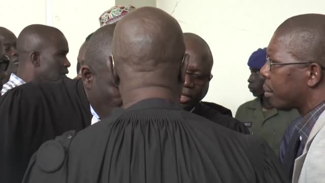 A seven year prison sentence was demanded on Friday for the mayor of Dakar Khalifa Sall on trial with seven co defendants for embezzlement of public...