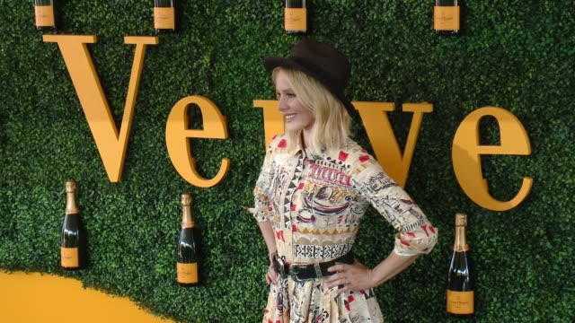 CHYRON Seventh Annual Veuve Clicquot Polo Classic Los Angeles at Will Rogers State Historic Park on October 15 2016 in Pacific Palisades California
