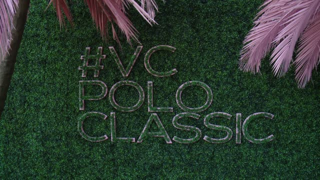 atmosphere seventh annual veuve clicquot polo classic los angeles at will rogers state historic park on october 15 2016 in pacific palisades... - pacific palisades stock videos & royalty-free footage