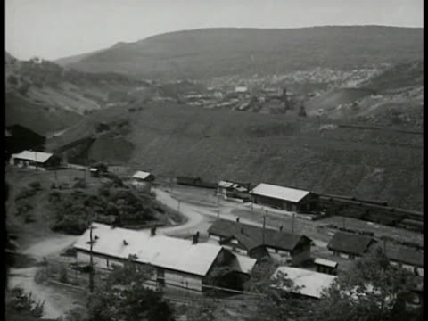 several closed pennsylvania coal mines - pennsylvania stock videos and b-roll footage