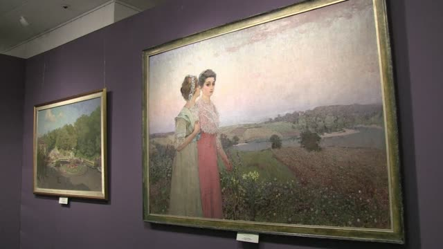 Several masterpieces displayed in Kiev have been kept for many years in civil servants offices and saved thanks to the Maidan revolution according to...