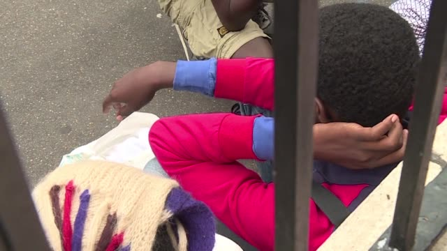 several migrants were arrested in paris after administrative officials conducted an operation to verify their legal status - verification stock videos & royalty-free footage