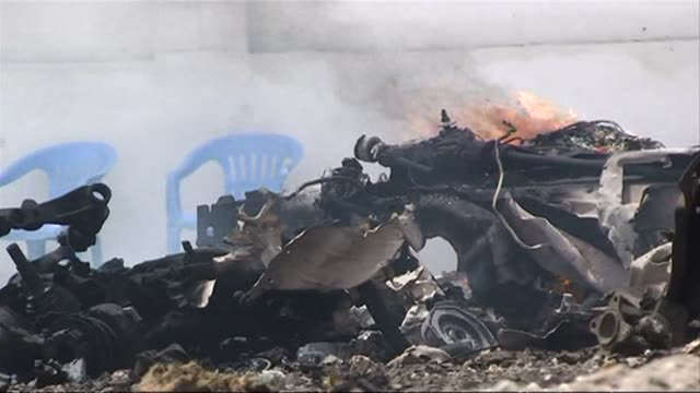 Several people were killed when a powerful suicide car bomb exploded near Somalias parliament in the capital Mogadishu on Saturday police and...