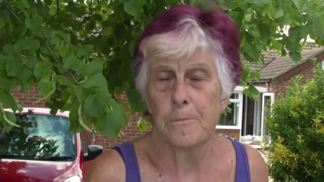 Severe flooding forces evacuation in Wainfleet Lincolnshire ENGLAND Lincolnshire Wainfleet EXT Carol Gill interview SOT Josh Firth interview SOT