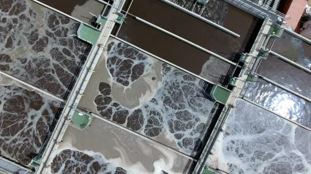 vidéos et rushes de sewage treatment - 30 secondes et plus