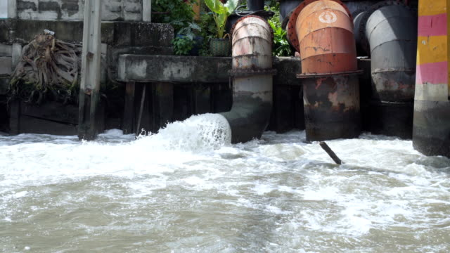 sewer drainage - drainage stock videos & royalty-free footage