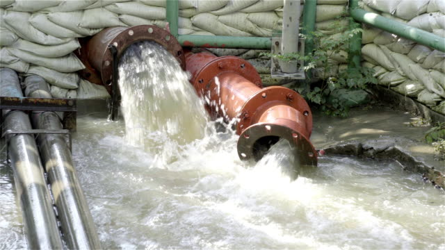 4k: sewer drainage - drainage stock videos & royalty-free footage