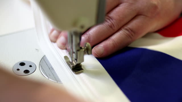 sewing machine - 裁縫点の映像素材/bロール