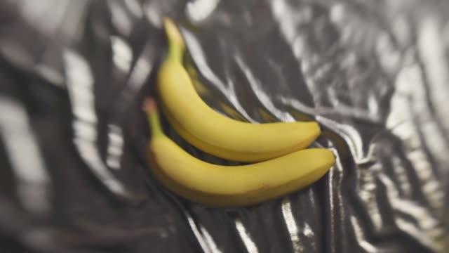 sexual caress of bananas - teasing stock videos & royalty-free footage