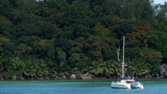 vídeos y material grabado en eventos de stock de seychelles landscape - seychelles