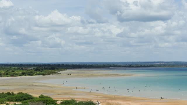 vídeos y material grabado en eventos de stock de seychelles - marea
