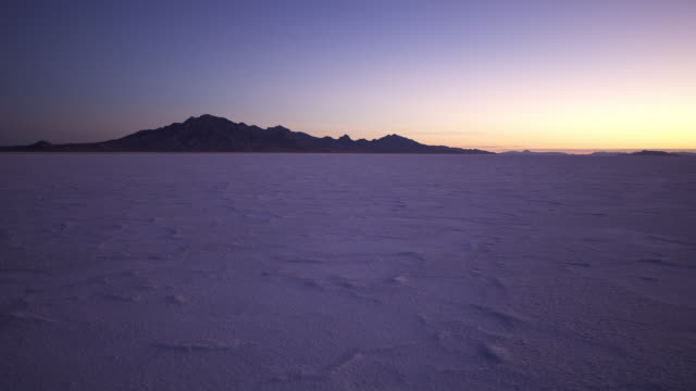 sf sunrise 24mm copyright spacechimp - salt flat stock videos & royalty-free footage