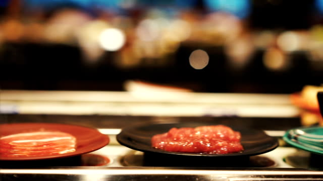shabu shabu japanese food - sushi stock videos and b-roll footage