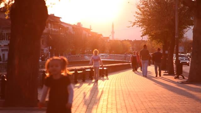 Shadervan Square in Prizren