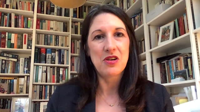 shadow cabinet office minister rachel reeves saying the labour party have reservations about coronavirus vaccine passports - shadow stock videos & royalty-free footage