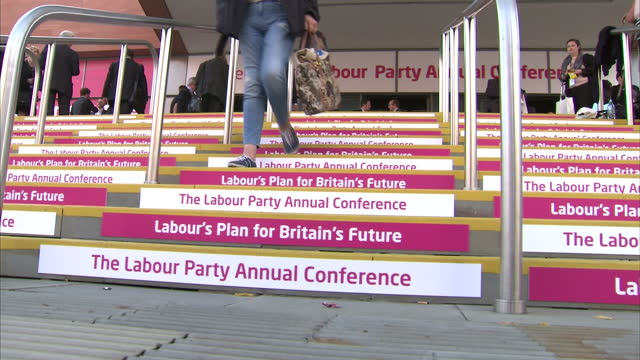 shadow chancellor ed balls has said his party should be grown up about admitting past mistakes with the economy in a lowkey speech to the party's... - nursery bedroom stock videos & royalty-free footage