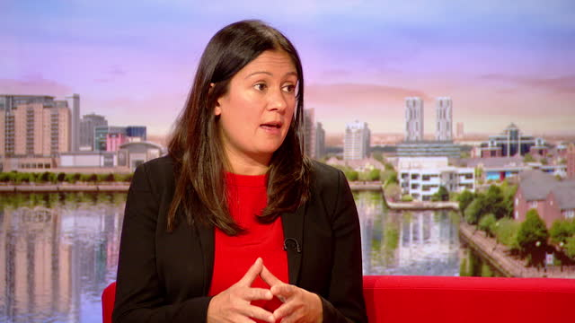 shadow foreign secretary lisa nandy saying g7 countries have some leverage over the taliban as they will need international support to avoid a... - shadow stock videos & royalty-free footage