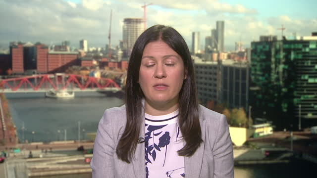 shadow foreign secretary lisa nandy saying the uk and eu need to work together in vaccine rollout - coworker stock videos & royalty-free footage