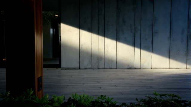 shadow on wall - architecture stock videos & royalty-free footage