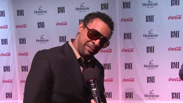 shaggy burrell at the 9th annual bmi urban music awards at new york ny. - 歌手 シャギー点の映像素材/bロール