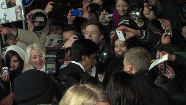 Shah Rukh Khan at Don The King is Back Premiere at Berlinale Palace on February 11 2012 in Berlin Germany