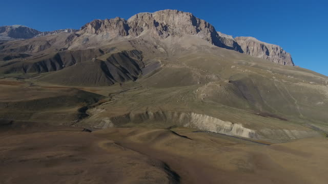 tourismusgebiets (kaukasus) - kaukasus geografische lage stock-videos und b-roll-filmmaterial