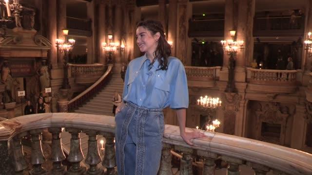 FRA: Paris Fashion Week Womenswear Fall/Winter 2020/2021 - DAY 4