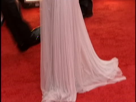 shailene woodley on red carpet for golden globe awards. she's wearing a light beaded strapless gown and her hair is up - strapless stock videos & royalty-free footage