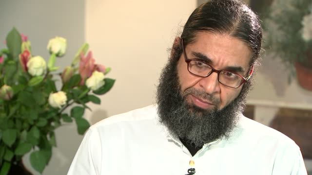 shaker aamer interview on time in guantanamo part 2 shaker aamer interview sot on treatment by american military interrogation at bagram air base and... - bagram air base stock videos & royalty-free footage