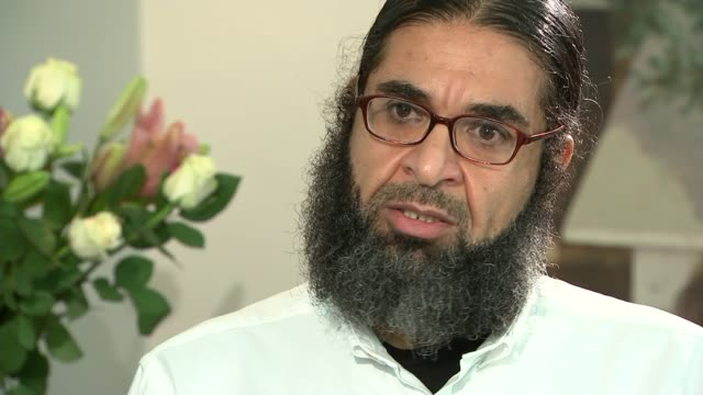 time in guantanamo england london int shaker aamer interview sot guantanamo is being built on how to destroy a human being totally how to damage him... - shaker aamer stock videos & royalty-free footage