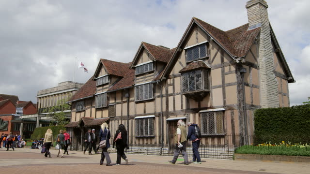 Shakespeare Birthplace.