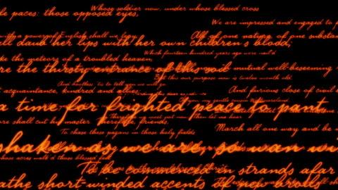 shakespeare poetry background - korrespondens bildbanksvideor och videomaterial från bakom kulisserna