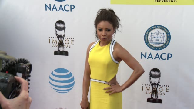 Shalita Grant at 48th NAACP Image Awards at Pasadena Civic Auditorium on February 11 2017 in Pasadena California
