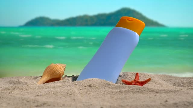 shampoo bottle - conch stock videos & royalty-free footage