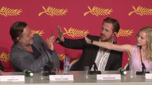 Shane Black said he wanted to be loyal to the tradition of detective comedies at the press conference for his film The Nice Guys showing out of...