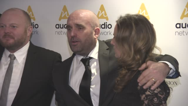 shane meadows at royal television society programme awards at grosvenor house on march 22 2016 in london england - shane meadows stock videos and b-roll footage