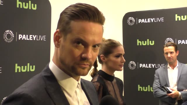 "shane west at paleylive salem"" season 3 premiere screening and conversation on november 01, 2016 in beverly hills, california. - salem stock videos & royalty-free footage"