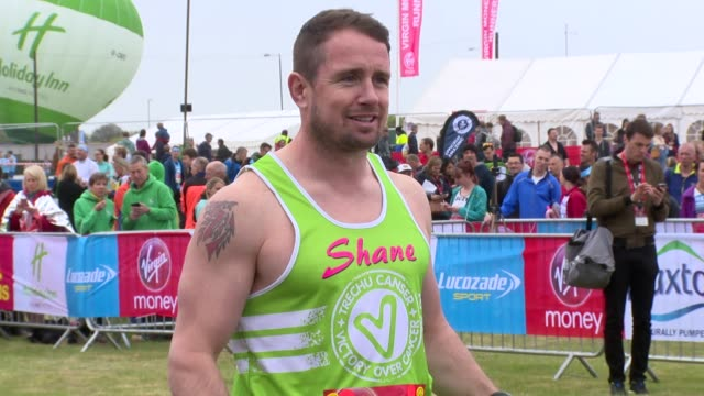 Shane Williams on April 23 2017 in London England