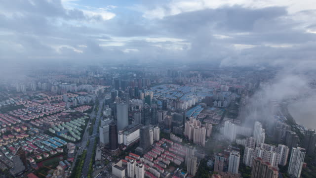 Shanghai city,4k timelapse,2016