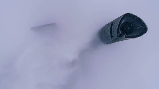 vídeos y material grabado en eventos de stock de shanghai in clouds - shanghái