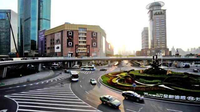 PAN Shanghai centro finanziario di Lujiazui