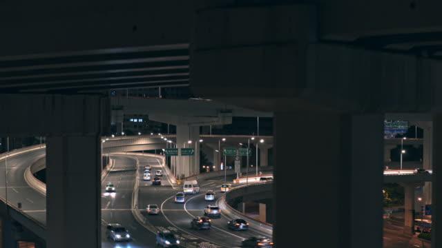 vídeos y material grabado en eventos de stock de shanghai nanpu bridge at dusk - shanghái
